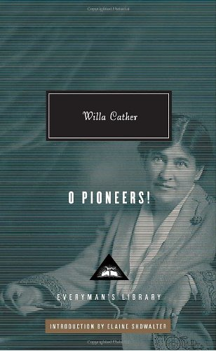 literary analysis of the novel o pioneers by willa cather She dedicated o pioneers, the first novel in her prairie trilogy, to jewett cather also admired the work of katherine mansfield, praising mansfield's ability to throw a luminous streak.