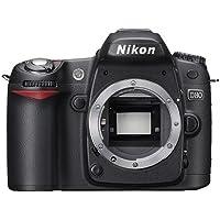 Nikon D80 (Body only) 10.2MP Digital SLR Camera Japan Imports [International Version, No Warranty]