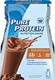 Best Pure Protein Diet Shakes - Pure Protein 23g Shake - Rich Chocolate, 11 Review