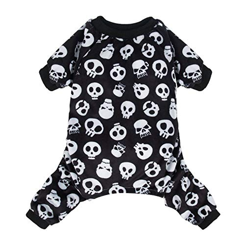 Used, CuteBone Dog Pajamas Skeleton Dog Apparel Dog Jumpsuit for sale  Delivered anywhere in USA