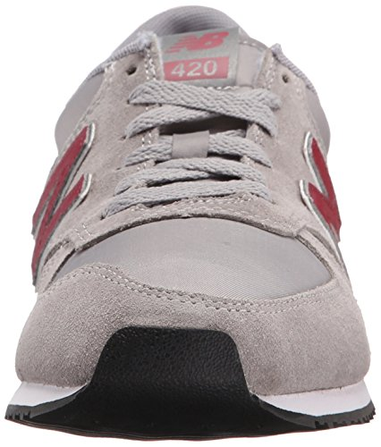 Multicolor Lifestyle Zapatillas U420 Gris New Unisex Adulto Balance 4fzYxTqwH