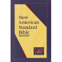 Side-Column Reference Bible-NASB-Large Print