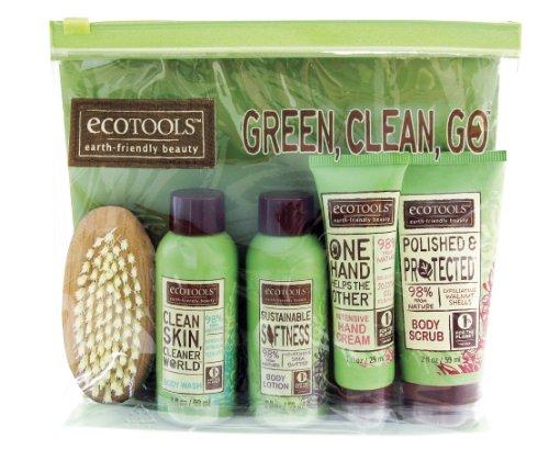 Ecotools Green, Clean, Go Travel Set