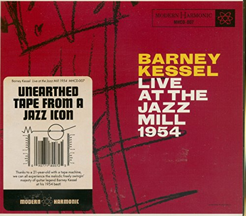Live At The Jazz Mill Barney Kessel Jazz Guitar