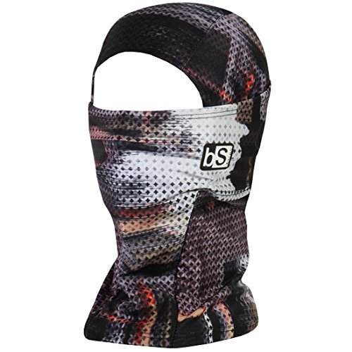 BLACKSTRAP Hood Dual Layer Balaclava Face Mask, Cold Weather Headwear for Men and Women, Discontinued, Robotic