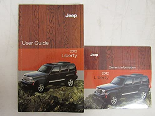 2012 jeep liberty owners manual guide book amazon com books rh amazon com 2012 Jeep Service Manual 2012 Jeep Liberty Antenna