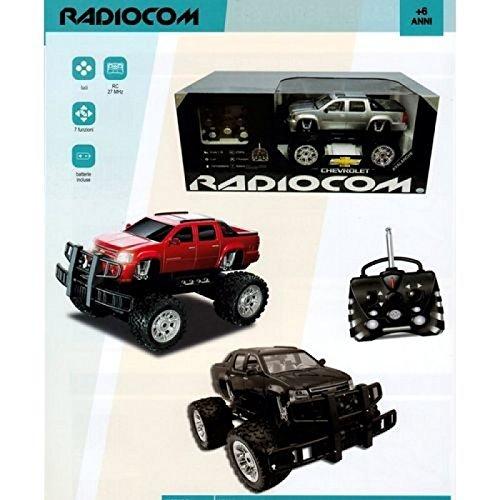 RADIOCOM – Auto RC Super Prestige Chevrolet – Maßstab 1: 16