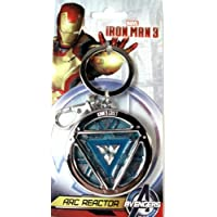 Llavero de peltre Marvel Iron Man 3 Arc Reactor