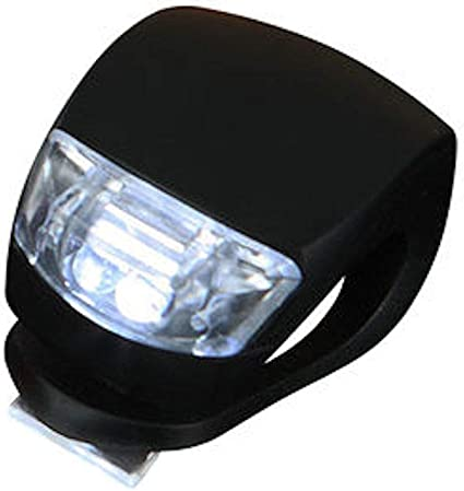 HEADLIGHT FRAME LED Light FOR Cycling Bike Bicycle Glow Frog Head Tail Flash bar