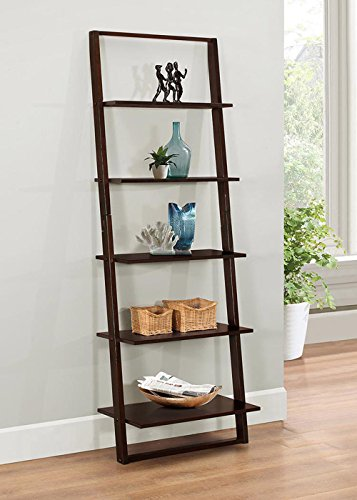 4D CONCEPTS Arlington Wall Bookcase - 4d Concepts Furniture