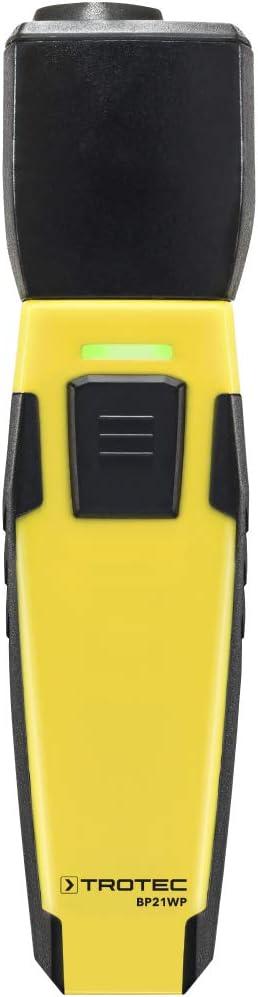 Term/ómetro infrarrojo Temperatura TROTEC Pir/ómetro BP21WP con dispositivo para smartphone
