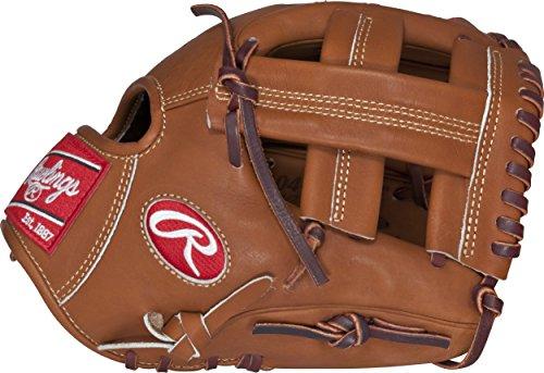 (Rawlings Heart of The Hide Baseball Glove, Regular, Single-Post Web, 11-1/2 Inch )