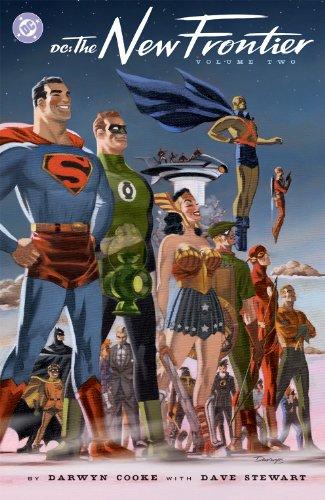 DC: The New Frontier Vol. 2 por AUTHOR,DARWYN COOKE,DAVE STEWART