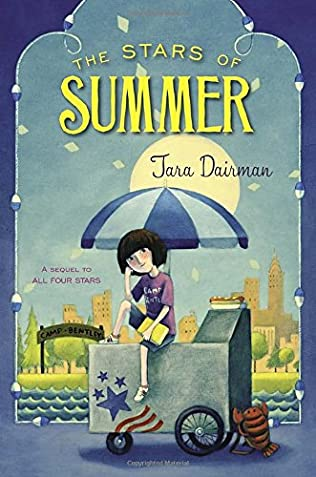 book cover of The Stars of Summer