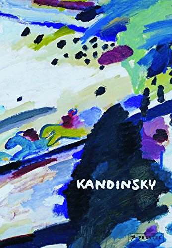 Kandinsky Modern Painting - Vasily Kandinsky