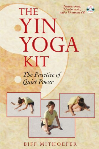 The Yin Yoga Kit: The Practice of Quiet Power (Boxed Set) (Yoga Sets Dvd)