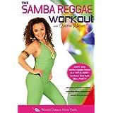 The Samba Reggae Workout with Quenia Ribeiro