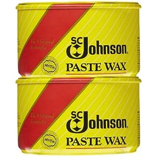 SC Johnson Fine Wood Paste Wax, 16 Oz-2 Pk