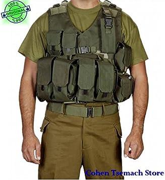 Chaleco táctico Swat Hagor oficial Militar Cordura combate arnés ...