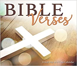 Bible Verses 2018 Day-at-a-Time Box Calendar: Trends