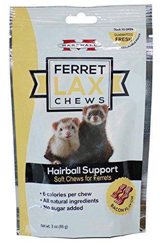 Marshall Ferret Lax Chews -