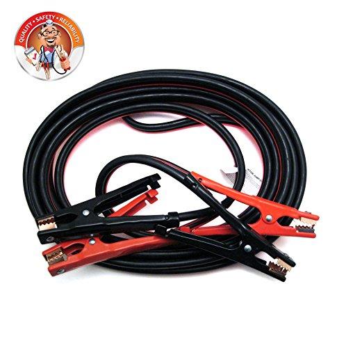 [해외]Dr.Booster 헤비 부스터 점퍼 케이블. /Dr.Booster Heavy Booster Jumper Cables. Have These Jumper Cables For Your Car and Truck Battery. With Free Carrying Case and Pair of Working Gloves