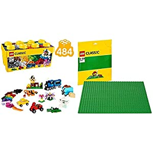 Lego Classic Creative Brick, Multi...