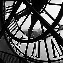 (12x12) Tom Artin Orsay Clock Photo Print Poster ists Art Poster Print by Tom Artin, 12x12
