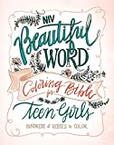 world and the word 2011 - NIV, Beautiful Word Coloring Bible for Teen Girls, Hardcover: Hundreds of Verses to Color