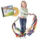 Dancing Rainbow Ribbons and Ribbons & Rhythms CD Set