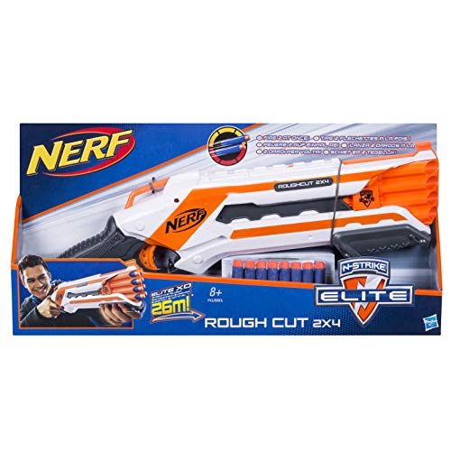 NERF N-Strike Elite Rough Cut 2X4 by MM