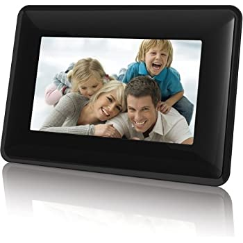 Amazon.com : Coby Widescreen Digital Photo Frame with