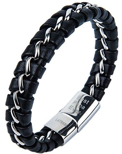 Engraved Bracelet bracelets Magnetic Clasp 8 07 8 66
