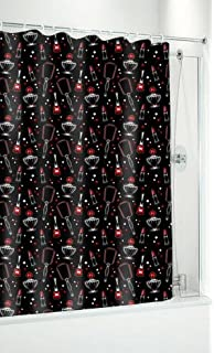 Vintage Beauty Shower Curtain From Sourpuss Clothing