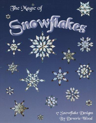 The Magic of Snowflakes 17 Snowflake Designs