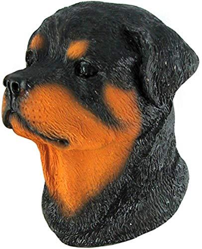 Rottweiler,Dog Head Resin 3D Fridge Magnet