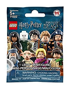 LEGO Minifigures Harry Potter Fantastic Beasts Building Kit (1 minifigure, 8 Pieces)