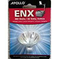 Apollo ENX Projector Replacement Halogen Lamp Bulb