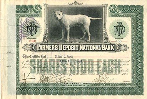 Farmers Bank National - Farmers Deposit National Bank