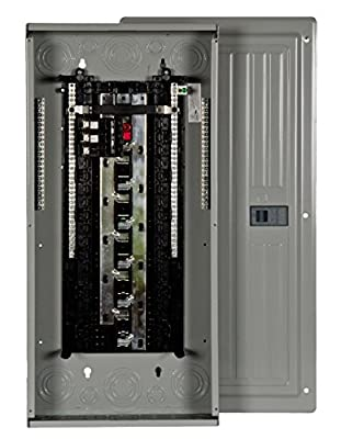 P3042B3100CU 100-Amp 30-Space 42-Circuit 3-Phase Main Breaker Load Center