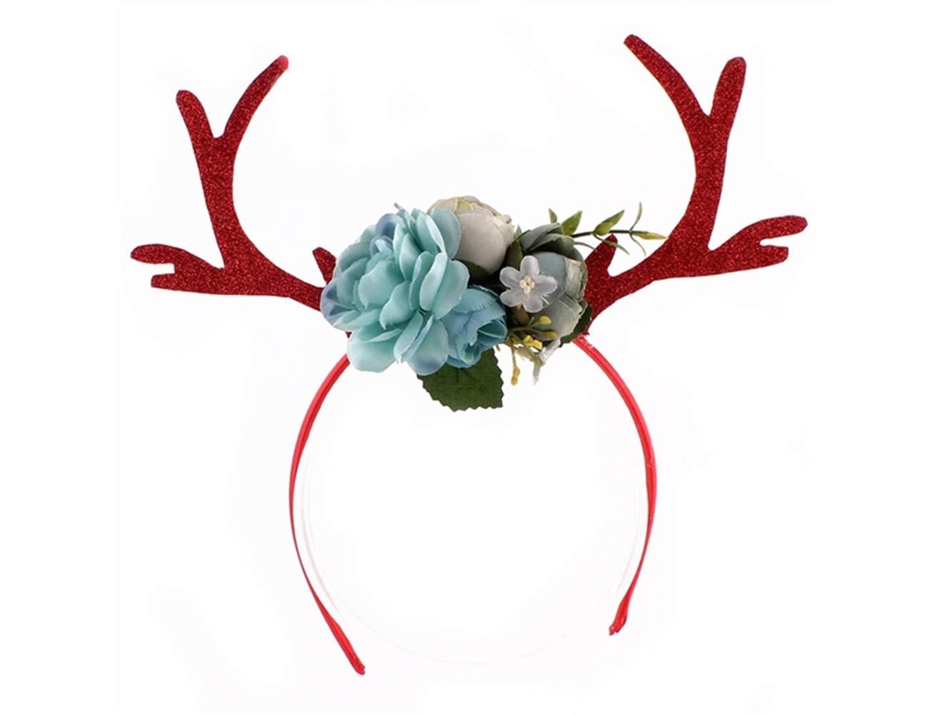 Yunqir - Diadema para Disfraz de Hormiga, diseño de Navidad, Color ...