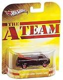 Hot Wheels 2012 Retro Series A-Team Custom GMC Panel Van Die-Cast 1:64 Scale by Hot Wheels