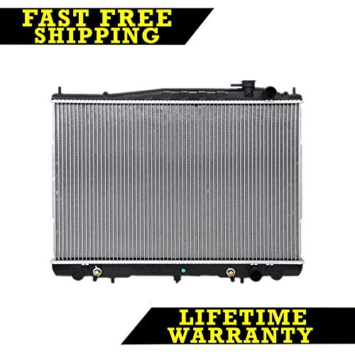 - Radiator For 98-04 Nissan Frontier Xterra 4CYL 2.4L V6 3.3L Great Quality