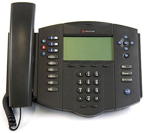 Polycom SoundPoint IP 501 Phone (Certified Refurbished) by Polycom