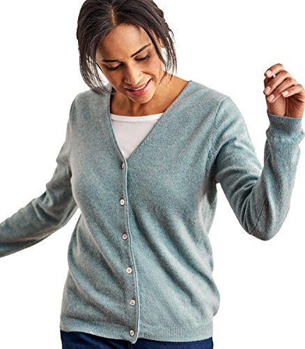 WoolOvers Cardigan luxueux