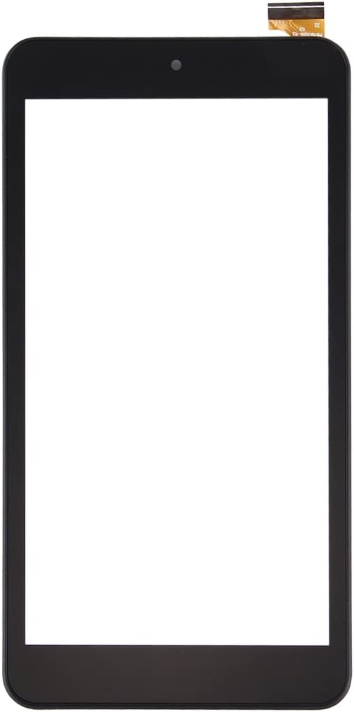 YANGJAN Touch Panel with Frame for Acer Iconia One 7 / B1-780 (Black) (Color : Black)