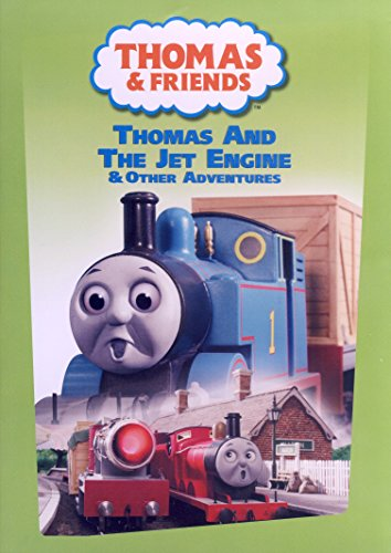 Thomas & Friends: Thomas and the Jet Engine & Other Thomas Adventures (Thomas Jet Engine)