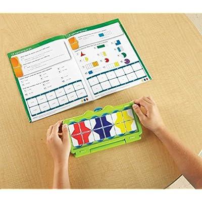 hand2mind VersaTiles Skills Practice Math Activity Book (Grade 4): Industrial & Scientific