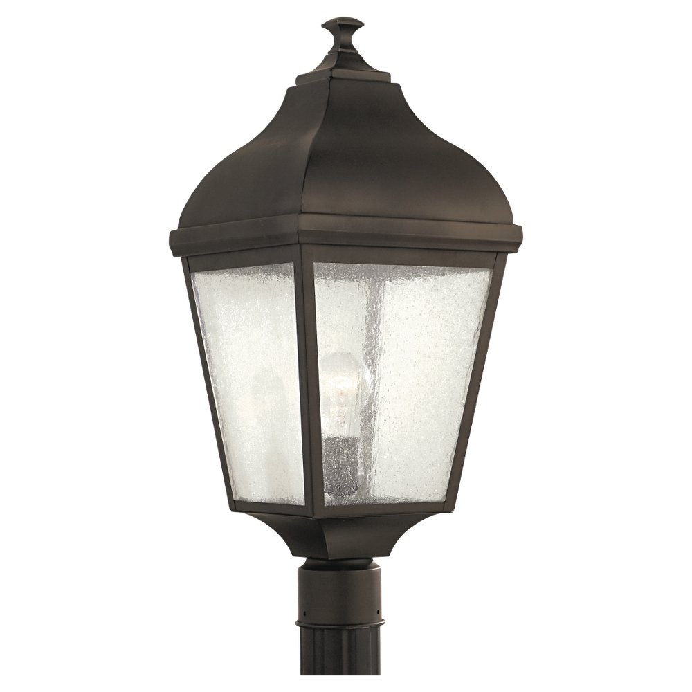 Feiss OL4007ORB 1-Bulb Outdoor Wall Lantern, Oil Rubbed Bronze Finish by Feiss