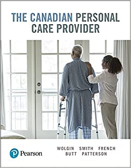 The Canadian Personal Care Provider